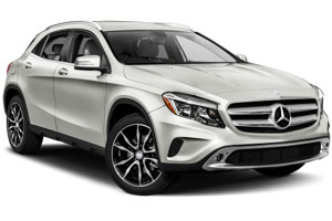 Mercedes GLA Automatic or Similar