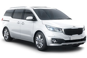 Kia Carnival Automatic or Similar