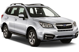 Subaru Forester Automatic or Similar