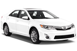 Toyota Camry Automatic or Similar