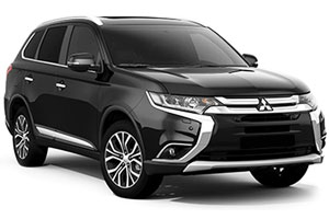 Mitsubishi Outlander Automatic or Similar