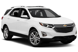 Chevrolet Equinox Automatic or Similar