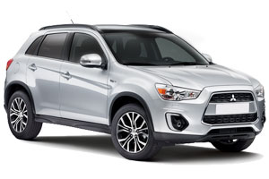 Mitsubishi ASX Automatic or Similar
