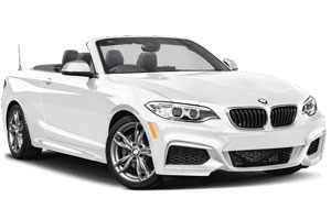 BMW 2 Series Convertible Automatic or Similar