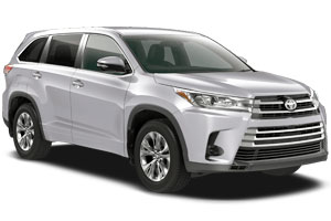 Toyota Highlander Automatic or Similar
