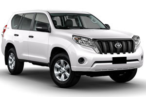 Toyota Prado Automatic or Similar