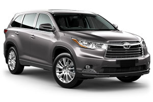 Toyota Kluger Automatic or Similar