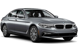 BMW 5 Series Automatic or Similar