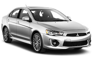 Mitsubishi Lancer Automatic or Similar