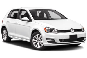 Volkswagen Golf Automatic or Similar